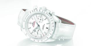 OMEGA  2015 Speedmaster Moonwatch White Side of the Moon  Cena 292 200 Kč C_311