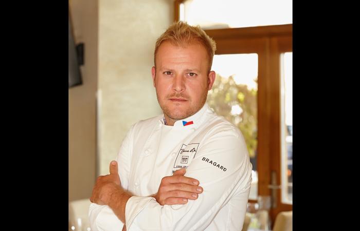 Marek Raditsch – Šéfkuchař, který vařil Seannu Connerymu