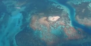 Caret isle, Guadeloupe, Caribbean