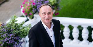 generální ředitel hotelu Ulrika, Luděk Louda